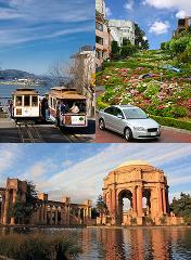 San Francisco City Tour - Morning