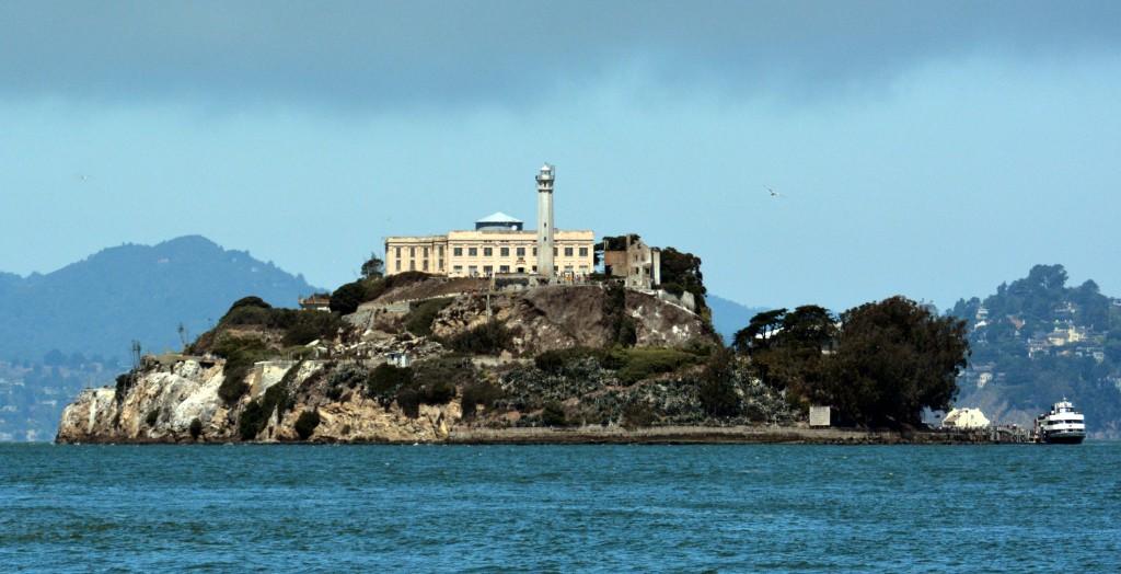 Alcatraz San Francisco tour lands tourist in prison!