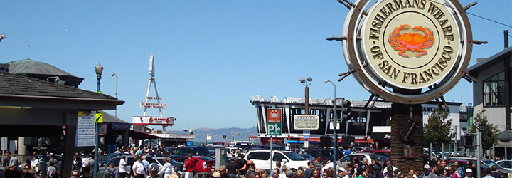 Visit San Francisco Fisherman S Wharf A Taste Of
