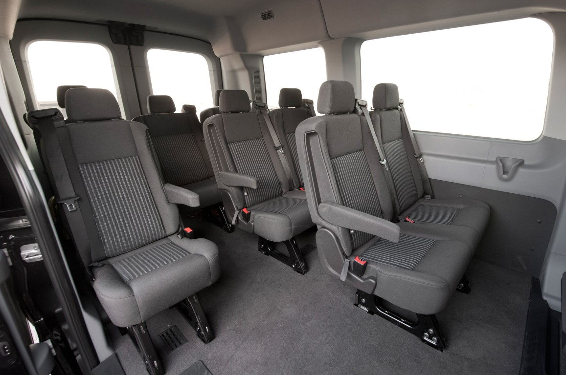 Ford 12 Passenger Van >> 2018 Ford Transit 12 Passenger Van Review A Taste Of San Francisco