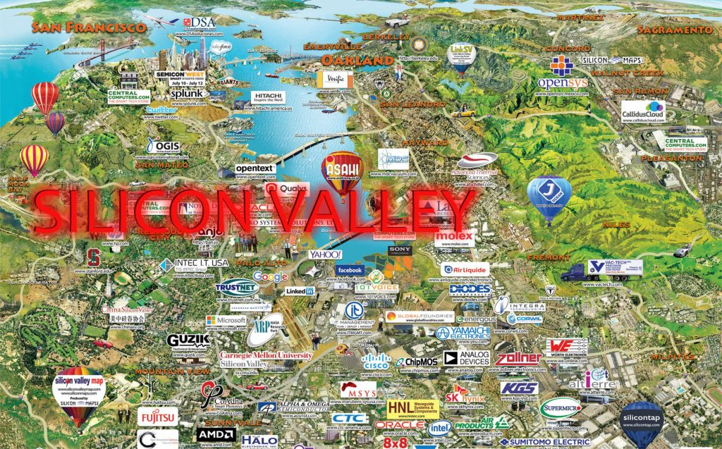 Silicon Valley Private Tour